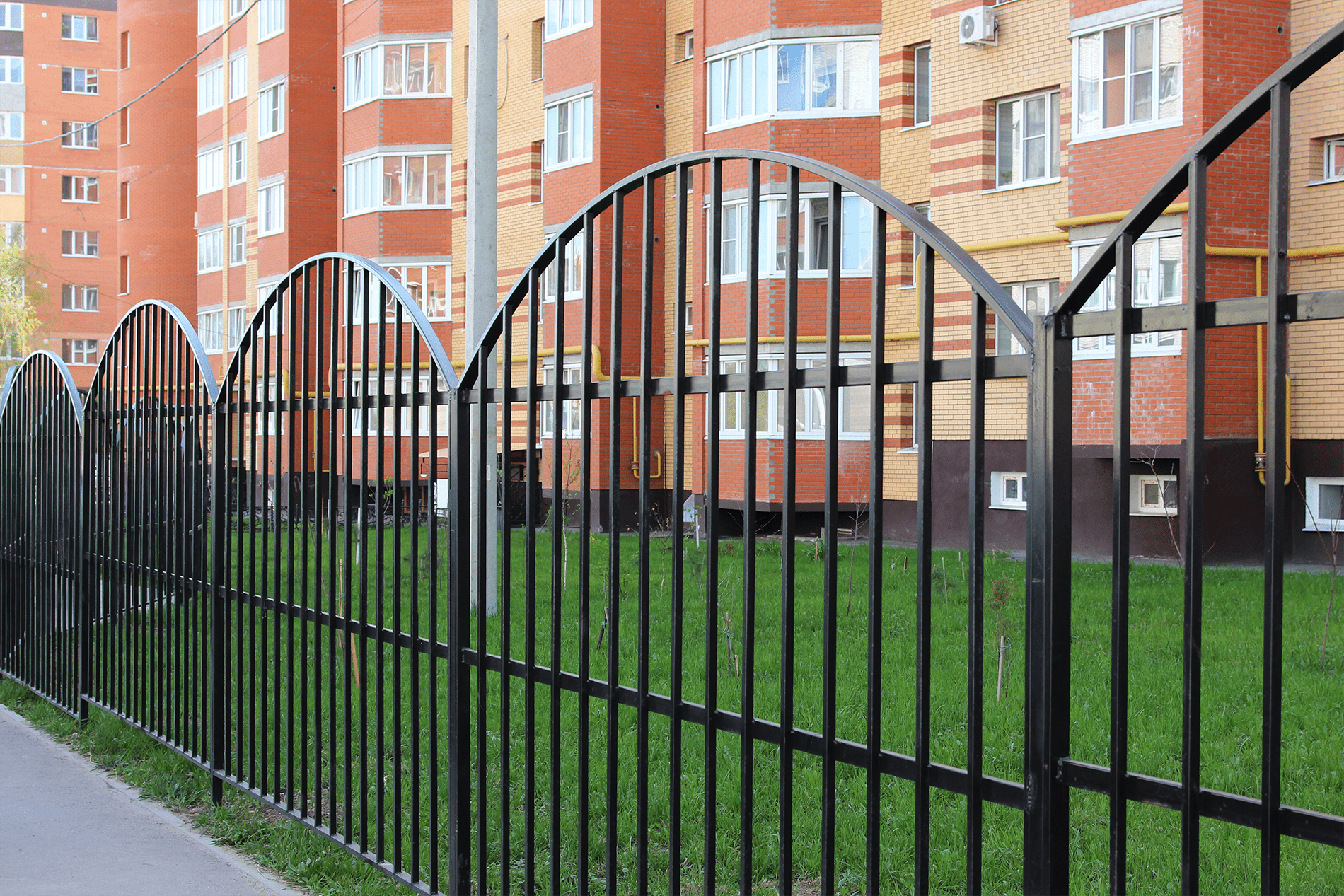 Fencing - Wood, Vinyl, Chain link And Iron